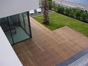 Prix Bois Terrasse Classe 4 : bois terrasse pas cher dalles bois pour terrasse ~ Premium-room.com Idées de Décoration