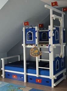 Bett Für Dachschräge : die besten 25 hochbett mit schrank ideen auf pinterest ~ Michelbontemps.com Haus und Dekorationen