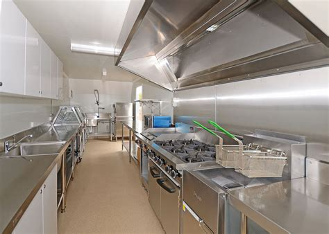 mobile kitchens transportable commercial kitchens