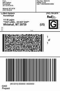 fedex php shipping api rocketshipittm for fedex With create fedex shipping label online