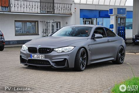 Bmw Frozen Grey frozen grey bmw m4 makes you mad with desire
