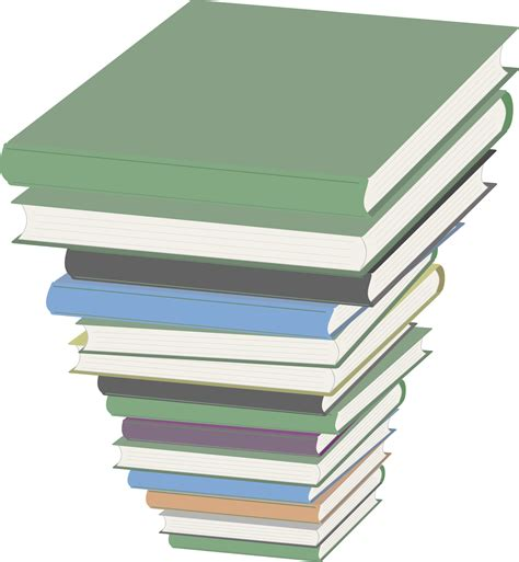stack of books clipart png clipart pile of books