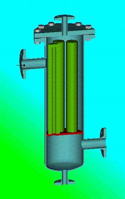 Filter Kerzenfilter Haengend Filterpaket Vti Gmbh