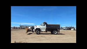 1993 Ford F700 Dump Truck For Sale
