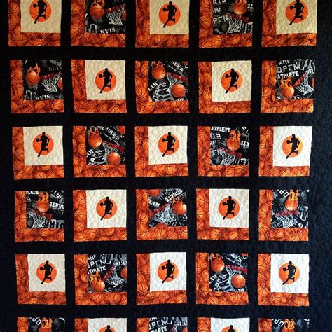 basketball quilts images  pinterest basketball