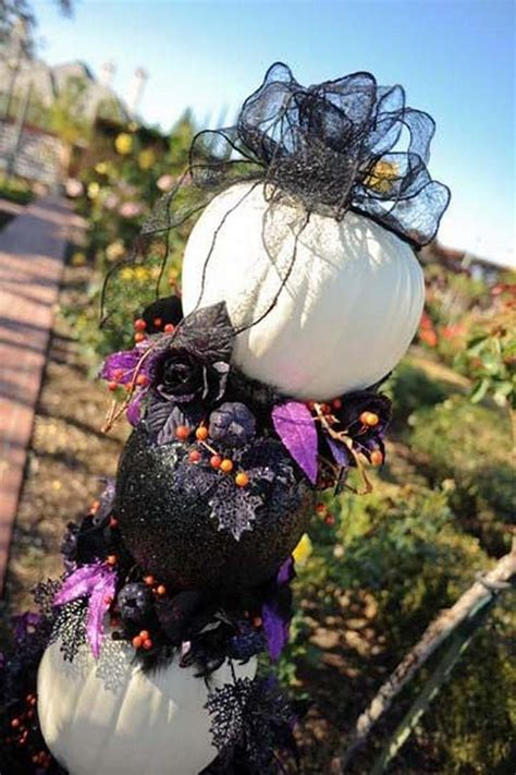 elegant  spooky halloween wedding ideas homemydesign