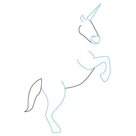 comment dessiner une licorne dessein de dessin