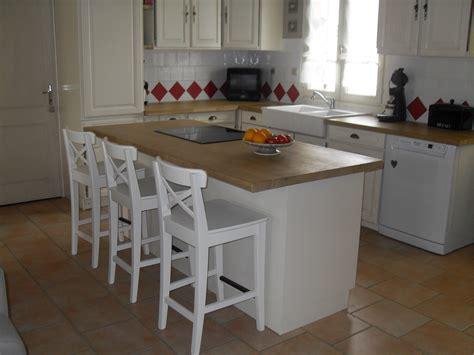 cuisine ilot central design cuisine je trouve les hottes trop modernes photo 4 4