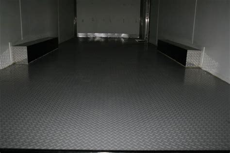 Browse our inventory of new and used live floor trailers for sale near you at truckpaper.com. Trailer Flooring Seamless Coin / Diamond PVC Rolls
