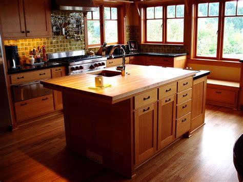 2 Level Kitchen Island  Traditional  Kitchen  Other