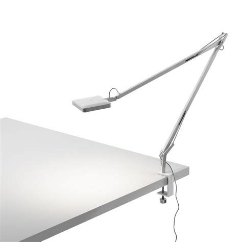 The body is cast aluminum alloy. Flos Kelvin LED GM Table Lamp