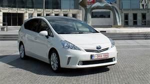 Toyota Prius Occasion : monospace toyota 7 places d 39 occasion ~ Medecine-chirurgie-esthetiques.com Avis de Voitures