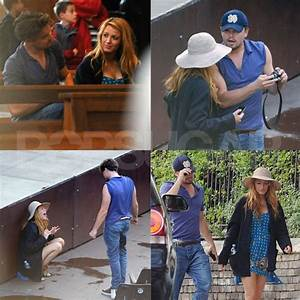 Leonardo DiCaprio & Kelly Rohrbach Spotted Kissing During ...