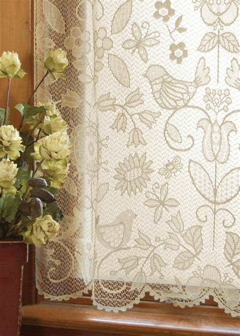lace draperies best 25 lace curtains ideas on shabby chic