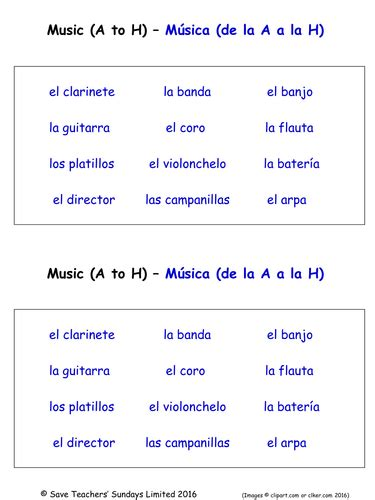 secondary spanish teaching resources media and leisure tes