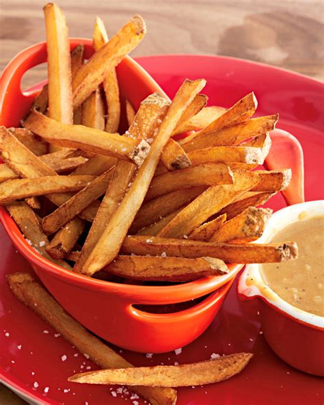 bistro style pommes frites french fries rachael ray