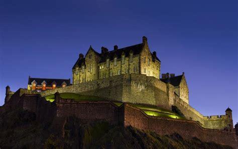 hd edinburgh castle  night scotl wallpaper