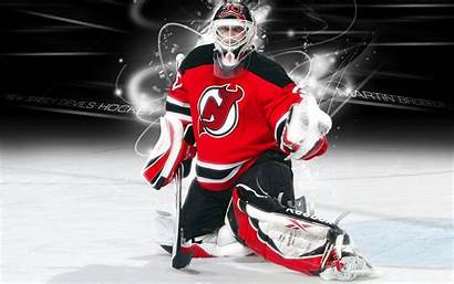 Hockey Devils Martin Brodeur Jersey Nhl Ice