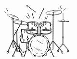 Drum Coloring Pages Printable Drums Pdf Coloringcafe Template Colouring Sheet Printables Sheets Prints Sketch Button Standard Below Drawings sketch template