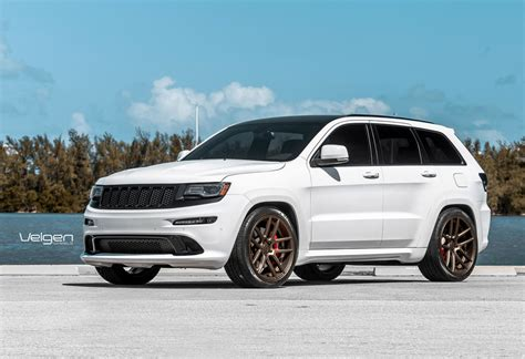 trackhawk jeep srt jeep srt trackhawk velgen wheels vmb5 solis racing group