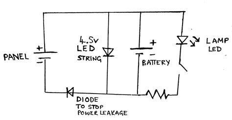 Common Circuit Symbols Electrical Wiring Diagram