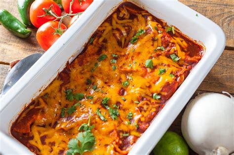 Chicken Taco Casserole - Slenderberry