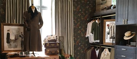 Gentleman S Closet by A Q A With Calais Mcguinness On The Southeastern Showhouse