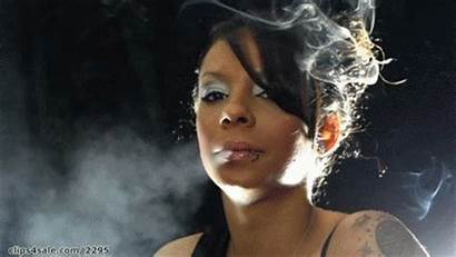 Smoking Mariah Heavy Smokers Usa Exotic Half