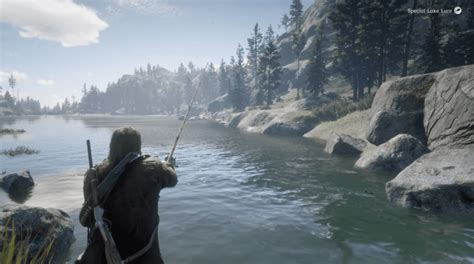 red dead redemption  fishing guide rdrorg
