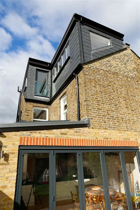 Dormer Extension Plans by Home Extension Refurbishment And Loft Conversion