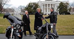 Harley executives meet with Trump at White House