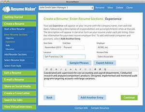 resume maker for mac online shopping price free trial With resume maker professional for mac