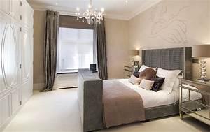 17, Exceptional, Bedroom, Designs, With, Beige, Walls