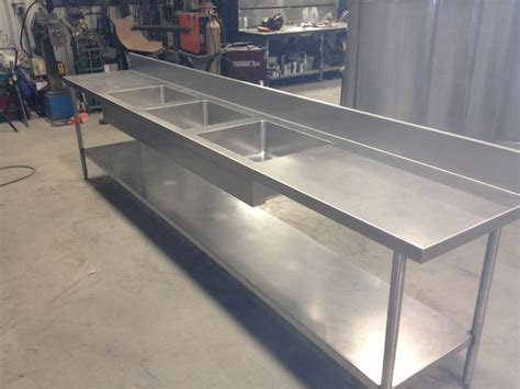 stainless steel commercial countertops 1000 images about metal fabrication on