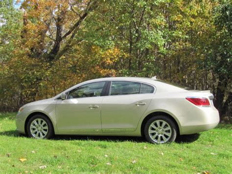 2012 Buick Lacrosse Hybrid by 2012 Buick Lacrosse With Eassist Mild Hybrid Weekend Drive