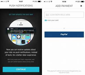 uber updates its ios app with push notifications for surge With download documents uber