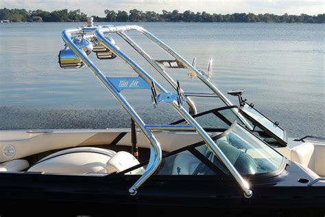 Best For Boat Tower Speakers by The Best Wakeboard Towers In The World