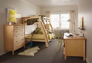 Kinderzimmer Für Zwei : kinderzimmer f r zwei kinder mit kompakten etagenbetten einrichten ~ Indierocktalk.com Haus und Dekorationen