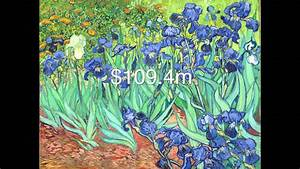 Van Gogh Paintings Auction Sales: How much does art cost ...
