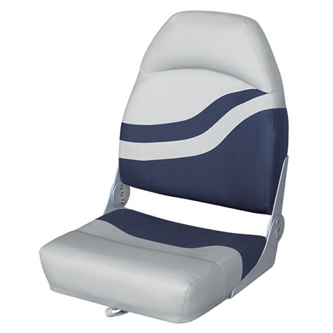 Boat Seats High Back by Wise Seating High Back Fishing Boat Seat West Marine