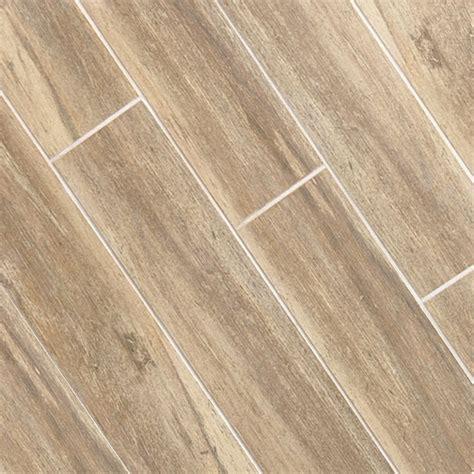 birch wood plank porcelain modern wall and floor tile