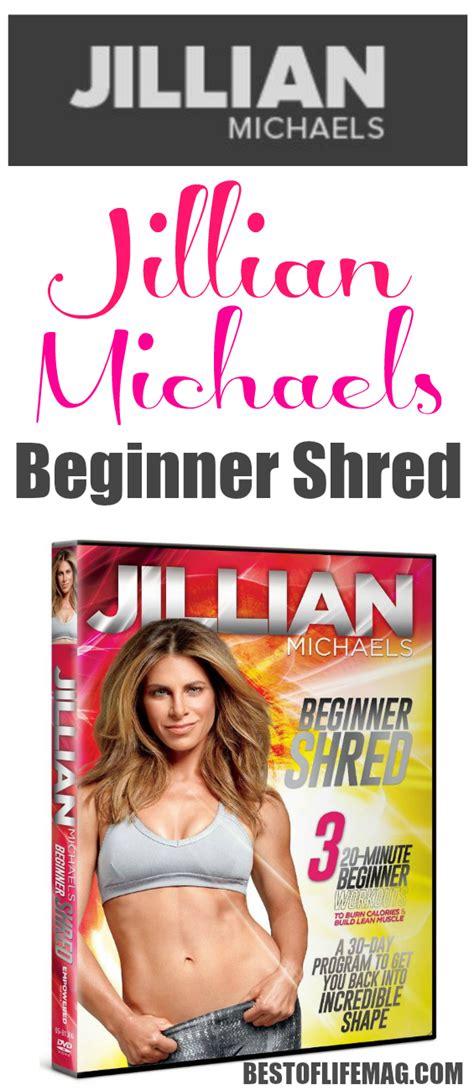 Jillian Michaels Beginner Shred Workout Review Bestoflifemag