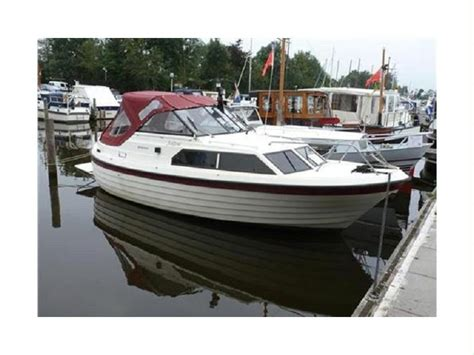 scand 25 classic in friesland power boats used 75510