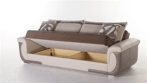 sectional sleeper sofa with storage lima s sofa bed with storage