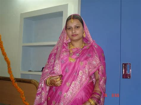 Beauty Indian Girls Newly Married Woman In Saree