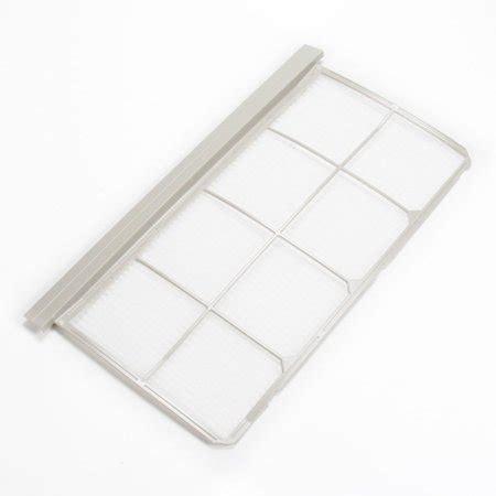 wj85x10041 ge room air conditioner air filter walmart