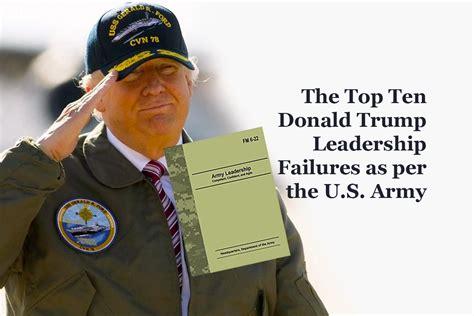 top ten commander  chief trump failures border bandit