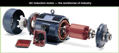 Electric Motor Breakdown by Parts And Accessories We Offer Ace Electric Motor Co