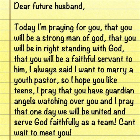 dear future husband letters so for all those single write letters to 50959