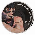 Coin Mick Elizabeth Icons Celebrity Dollars Maurer